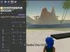 Objets sur Second Life : Les touches