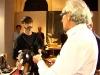Dans les backstage du défilé haute couture Frank Sorbier