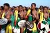 Swaziland : la danse des femmes célibataires