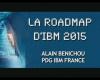 Interview d'Alain Bénichou (Président, IBM France)