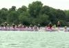 Marathon de nage olympique à Hyde Park