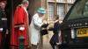 La queen, discrète pour ses 60 ans de règne