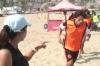 Au Pérou, une femme entraîneur de football contre le machisme