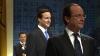 La statue de cire de François Hollande inaugurée