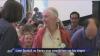 A 78 ans, Jane Goodall continue de se battre pour les singes