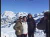 Vacances de stars : les people font du ski !