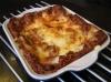 Pratique : les lasagnes