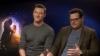 La Belle et la Bête : interview Luke Evans et Josh Gad