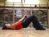 Exercices avec un Flexi-Bar® : les fessiers