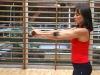 Exercices avec un Flexi-Bar® : les dorsaux/lombaires