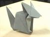 Créer un chat en origami