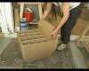 Fabriquer un meuble en carton