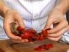 Astuce : Peler les poivrons sans effort