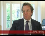 Didier Lambert (Cigref) - La gouvernance informatique