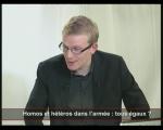 Hervé Morin : Homos et hétéros dans l'armée, tous égaux ?