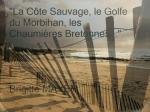 La Côte Sauvage, le Golfe du Morbihan, les Chaumières Bretonnes