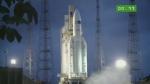 Lancement de l'ATV-2 vers l'ISS