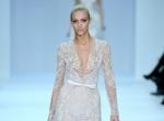 Le défilé Elie Saab haute couture printemps-été 2012