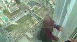 Le Spiderman français escalade le plus haut gratte-ciel de France