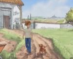 """Le teaser du jeu """"Martine à la ferme"""""""