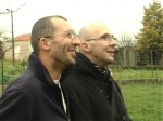 Laurent et Christophe, deux frères à nouveau réunis