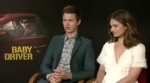 Baby Driver : interview